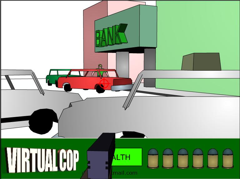 Free download Virtual Cop