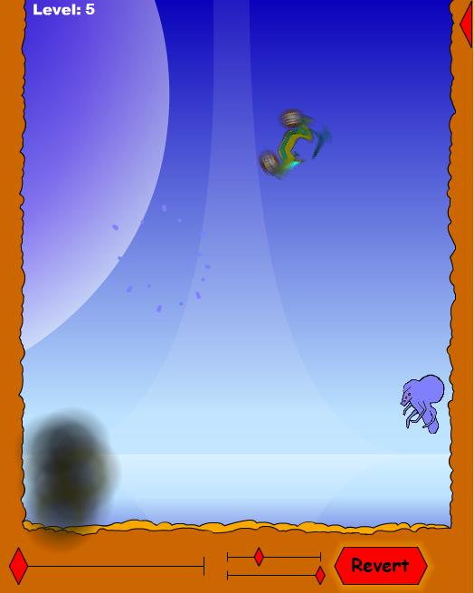Worthog Jumping