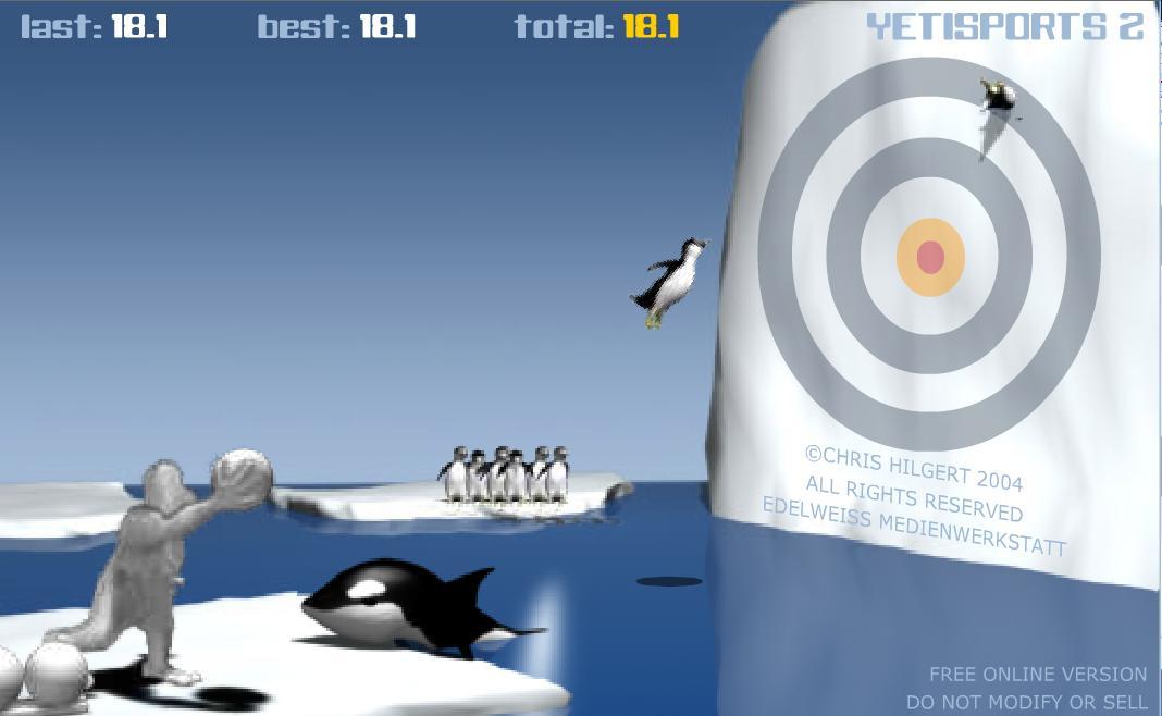 Yeti Sports II